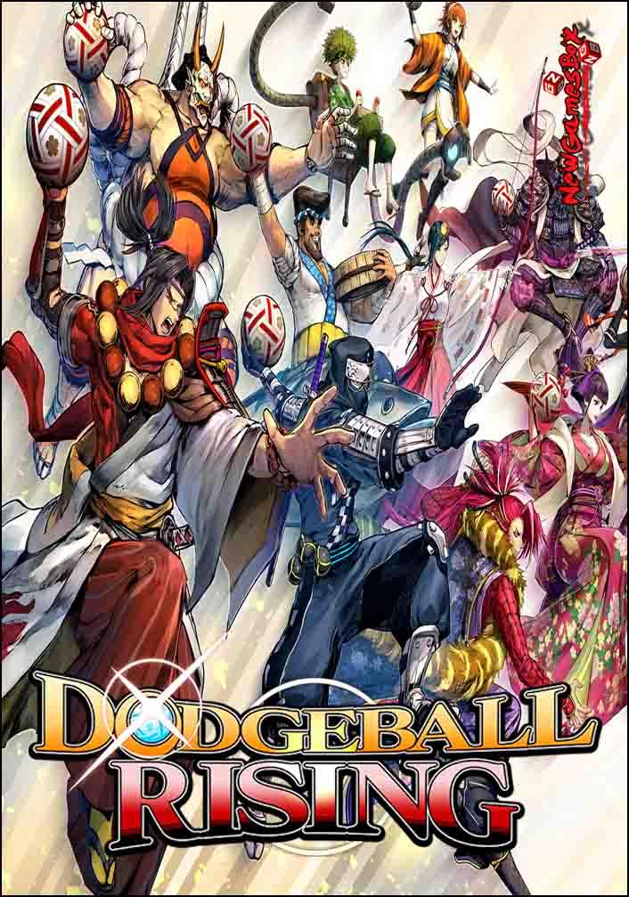 DODGEBALL RISING Free Download