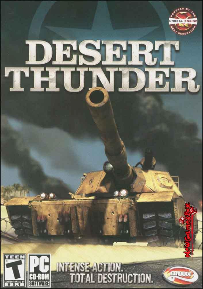 Desert Thunder Free Download