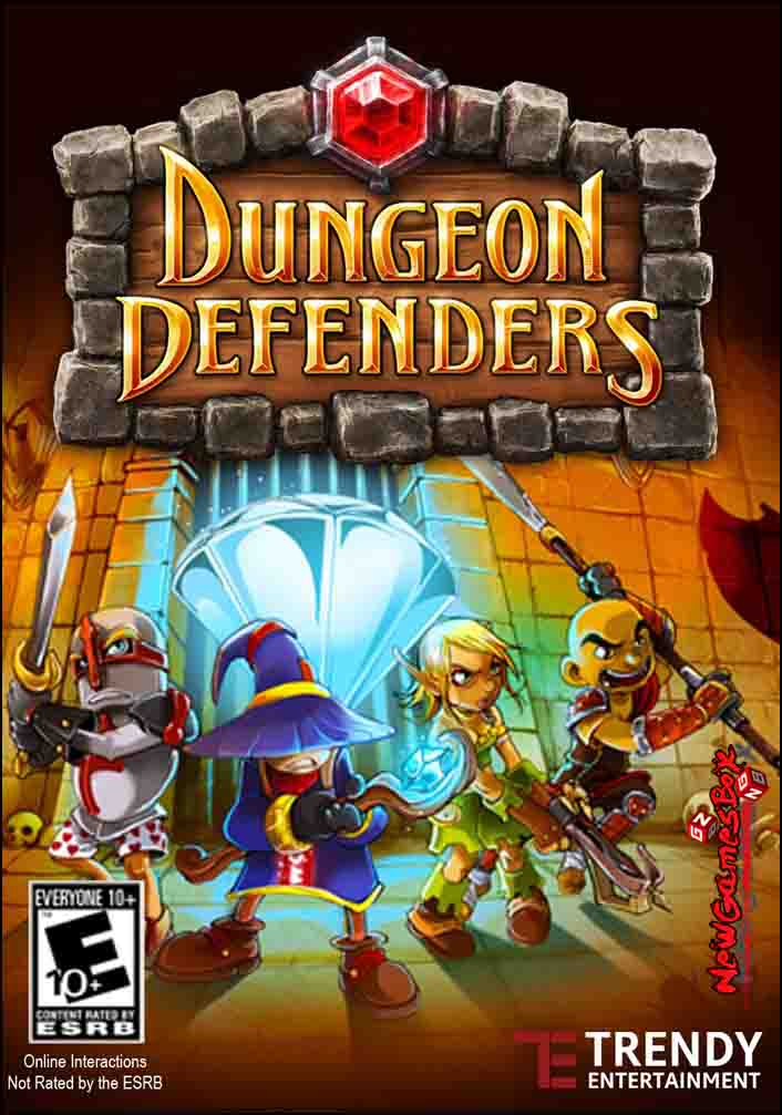 Dungeon defenders » free download | cracked-games. Org.