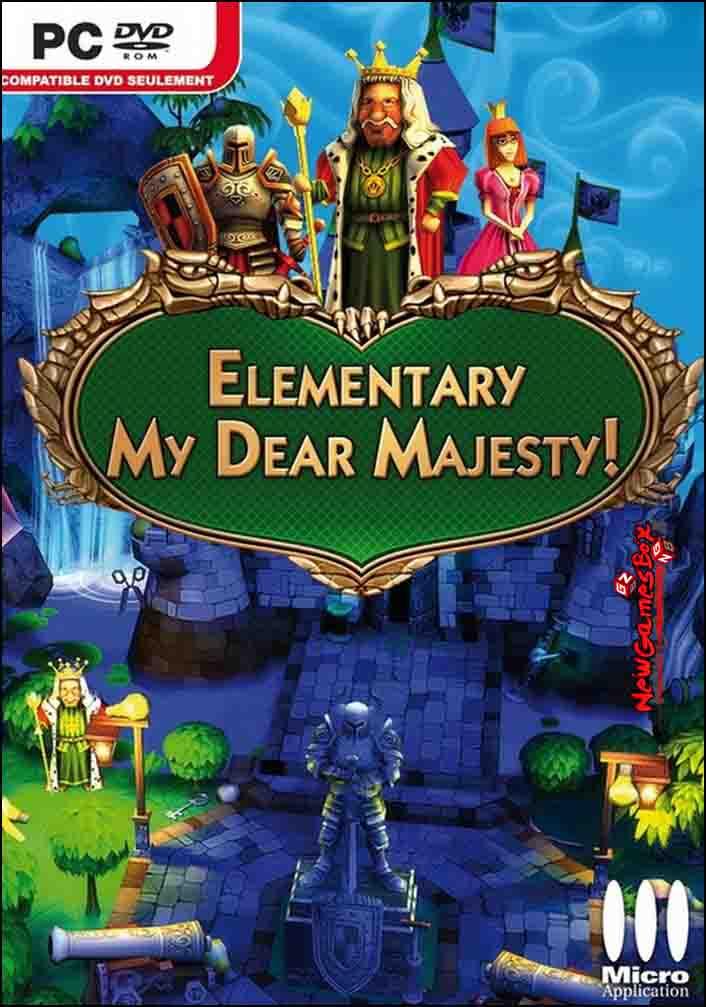 Elementary My Dear Majesty Free Download
