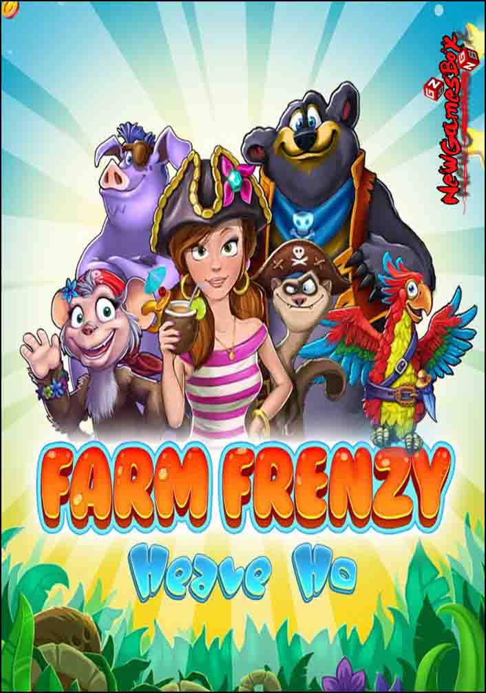 Farm Frenzy Heave Ho Free Download Full PC Game Setup