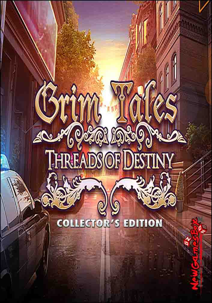 Grim Tales Threads of Destiny Free Download