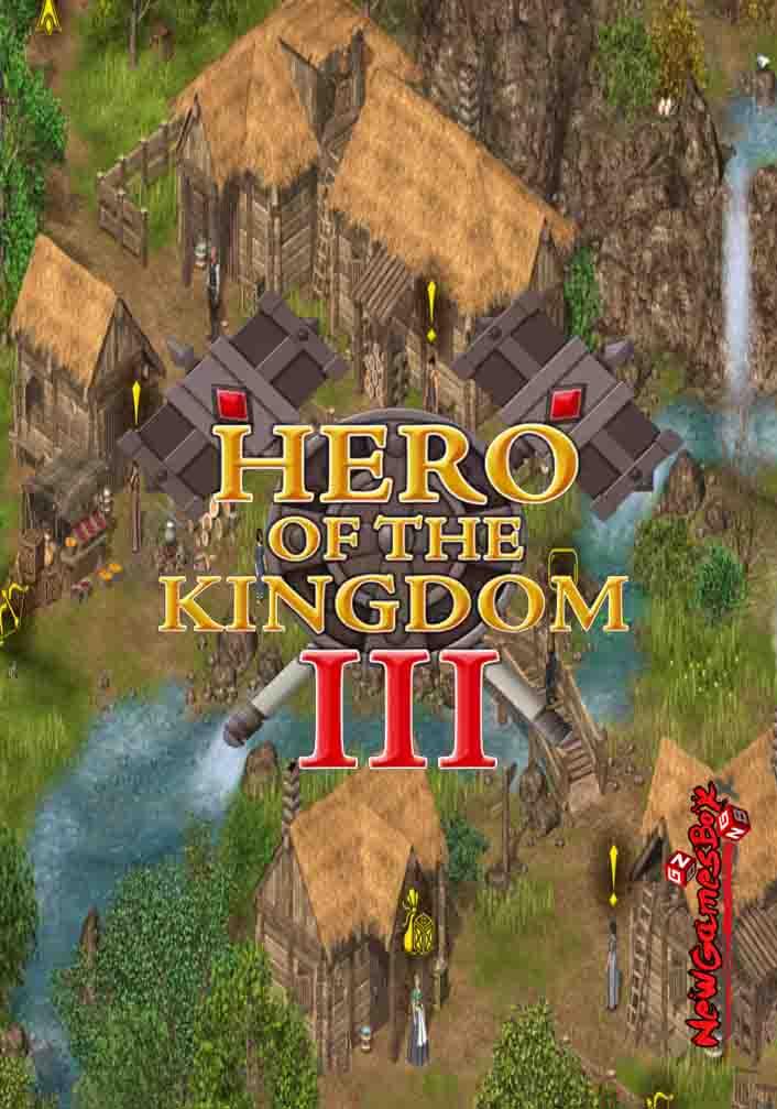 Hero of the Kingdom III Free Download PC Game Setup