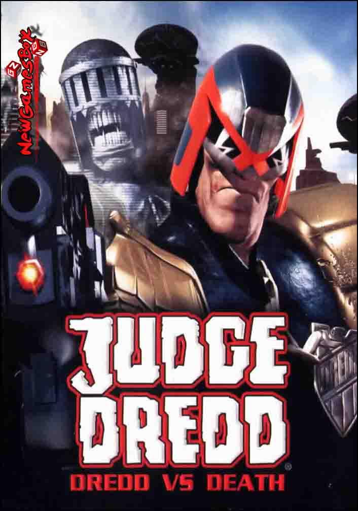 Judge Dredd Dredd vs Death Free Download