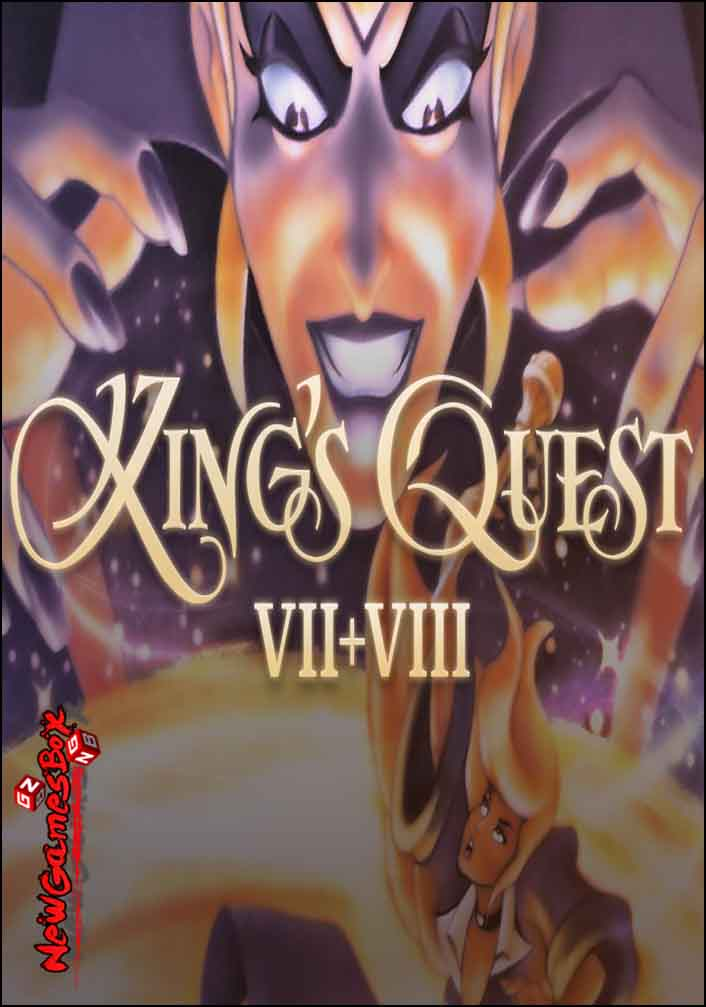 Kings Quest 7+8 Free Download