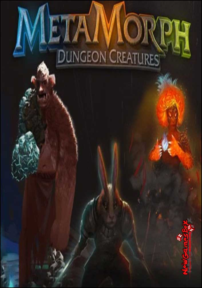 MetaMorph Dungeon Creatures Free Download