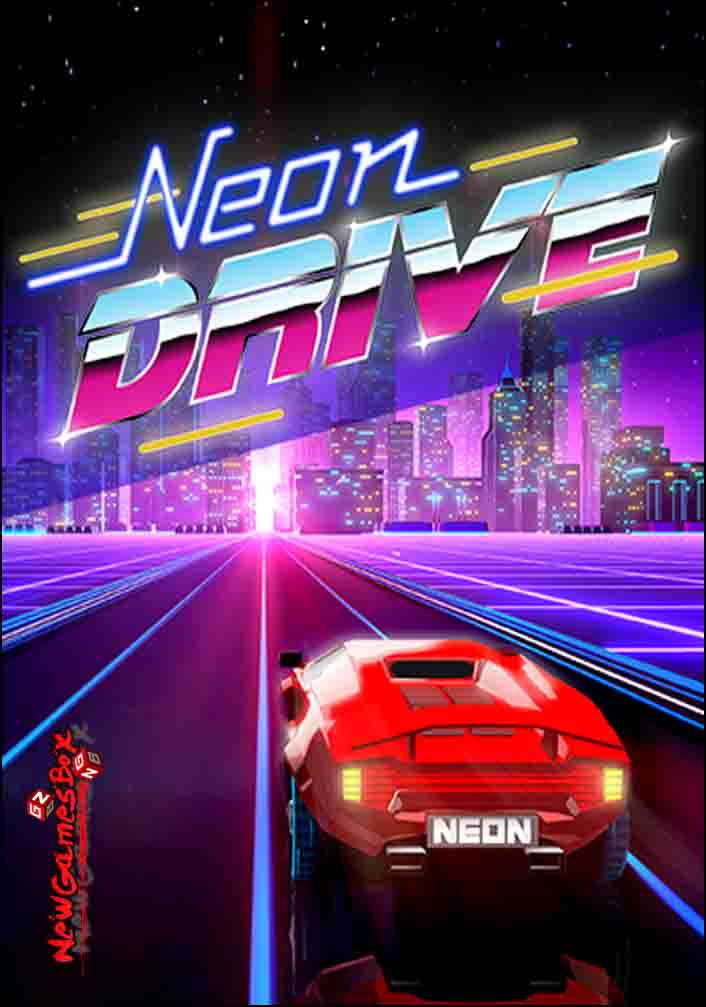Neon Drive Free Download