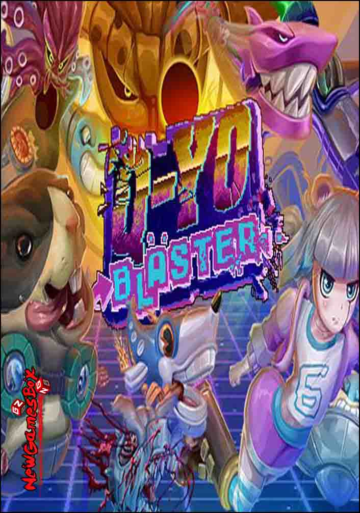 Q-YO Blaster Free Download
