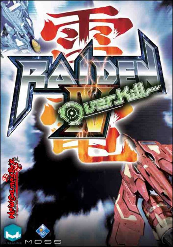 Raiden IV OverKill Free Download