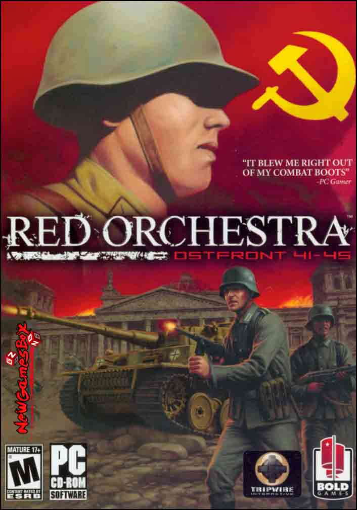 Red Orchestra Ostfront 41-45 Free Download