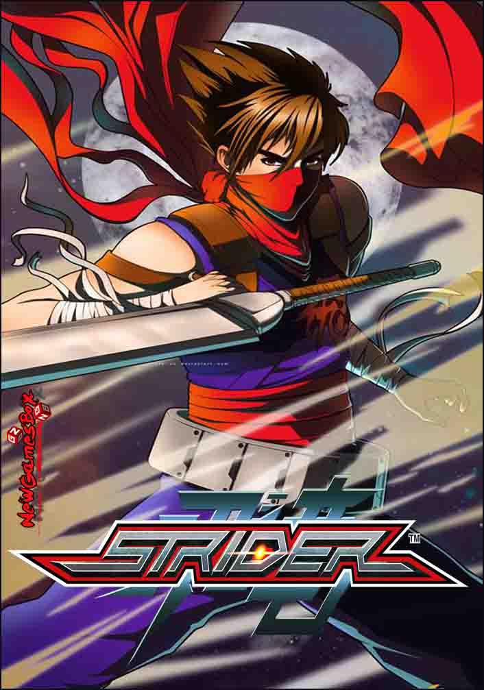 STRIDER Free Download