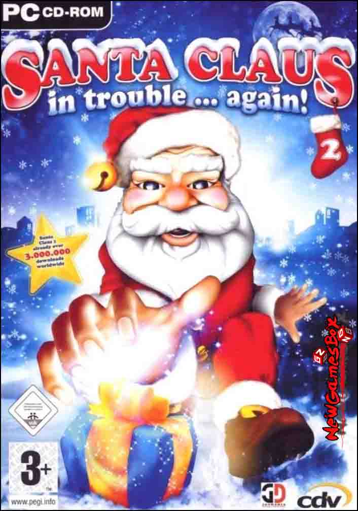 Santa Claus In Trouble Again Free Download