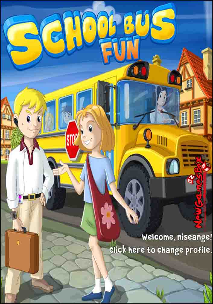 School Bus Fun Free Download