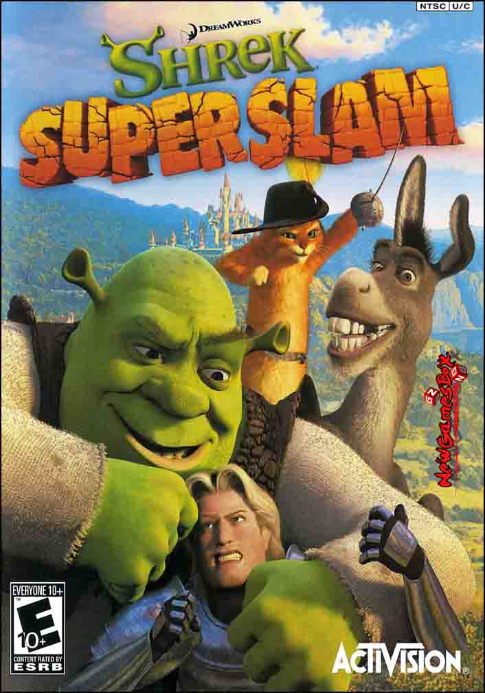 Shrek SuperSlam Free Download