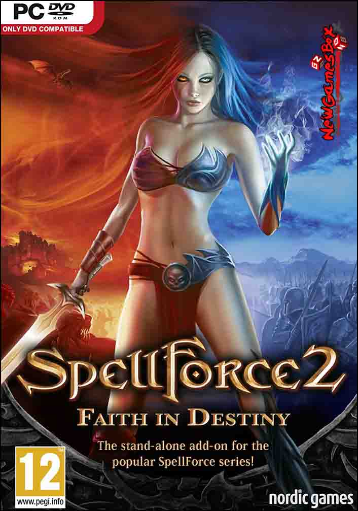 SpellForce 2 Faith In Destiny Free Download