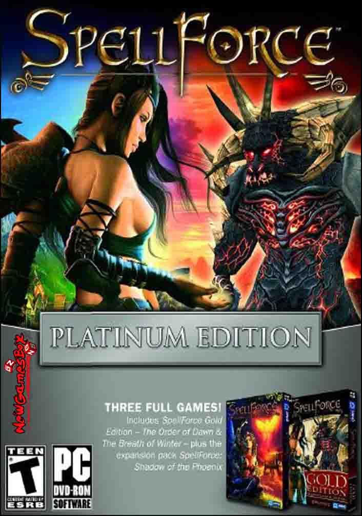 SpellForce Platinum Edition Free Download