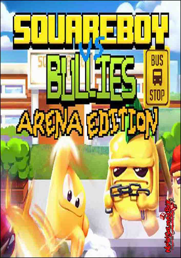 Squareboy vs Bullies Arena Edition Free Download