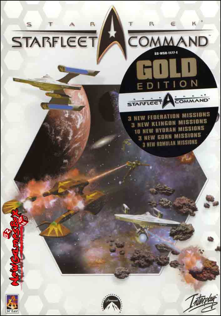 Star Trek Starfleet Command Gold Edition Free Download