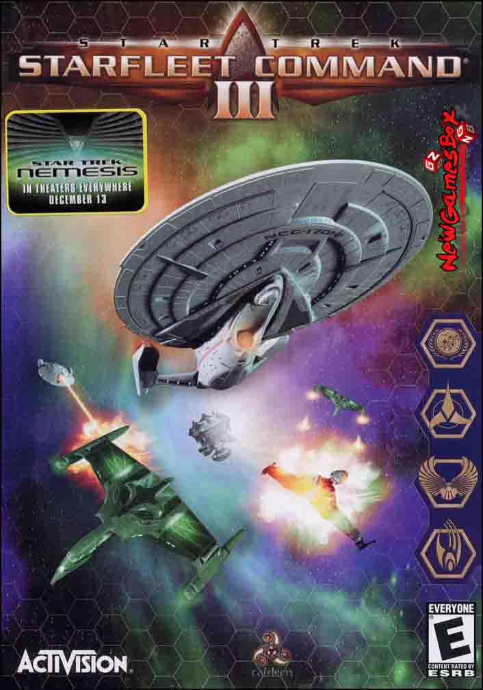Star Trek Starfleet Command III Free Download