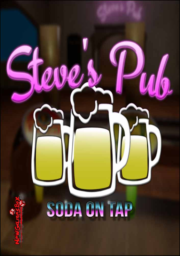 Steves Pub Soda On Tap Free Download