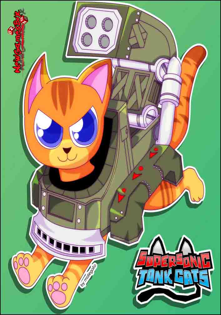 Supersonic Tank Cats Free Download