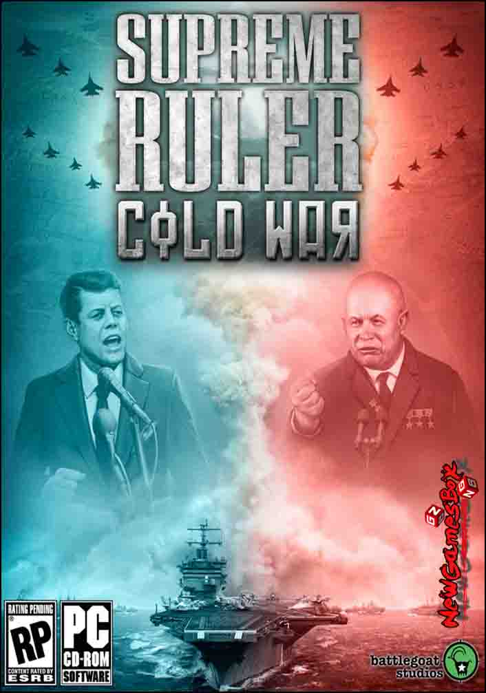 Supreme Ruler Cold War Free Download