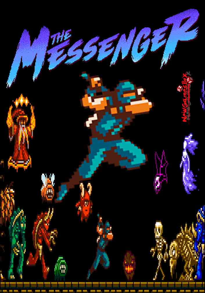 The Messenger Free Download Full Version PC Game Setup