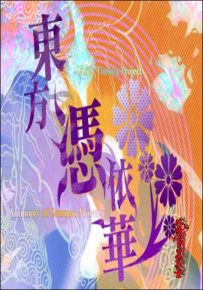 Touhou Antinomy of Common Flowers Free Download