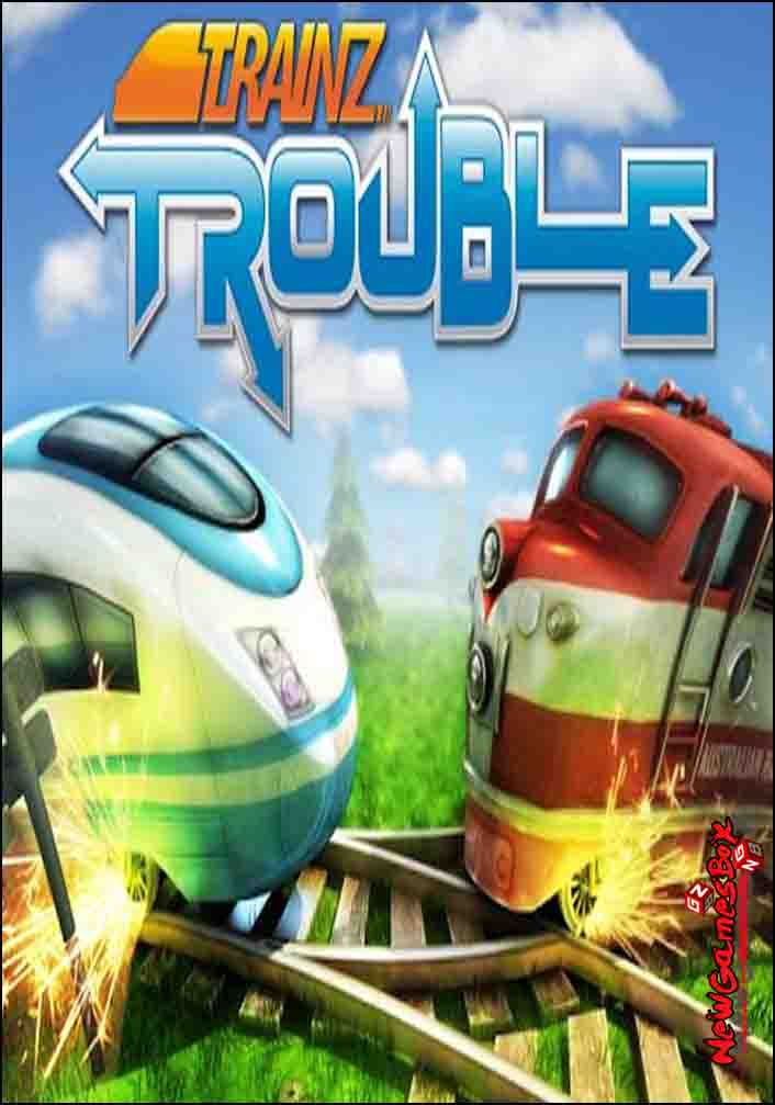 Trainz Trouble Free Download