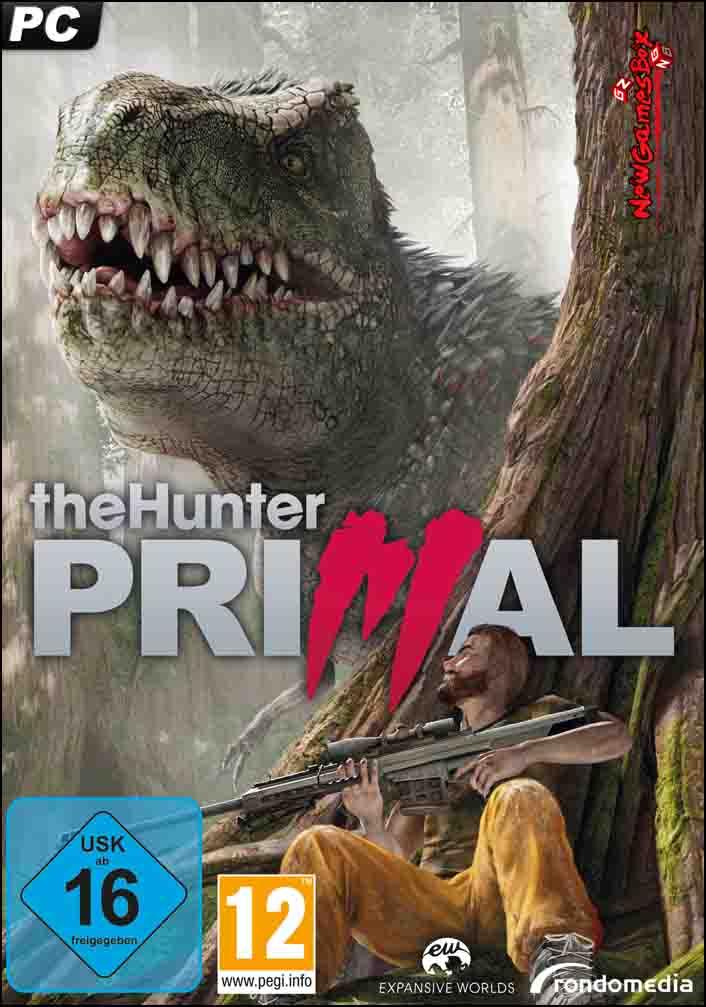 theHunter Primal Free Download