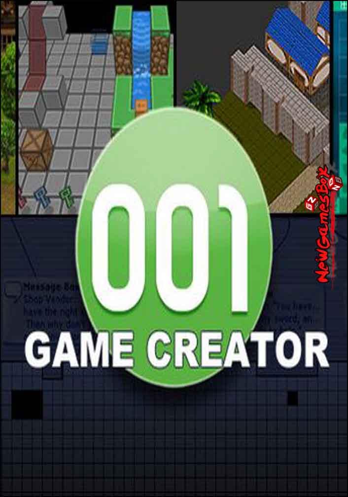 001 Game Creator Free Download