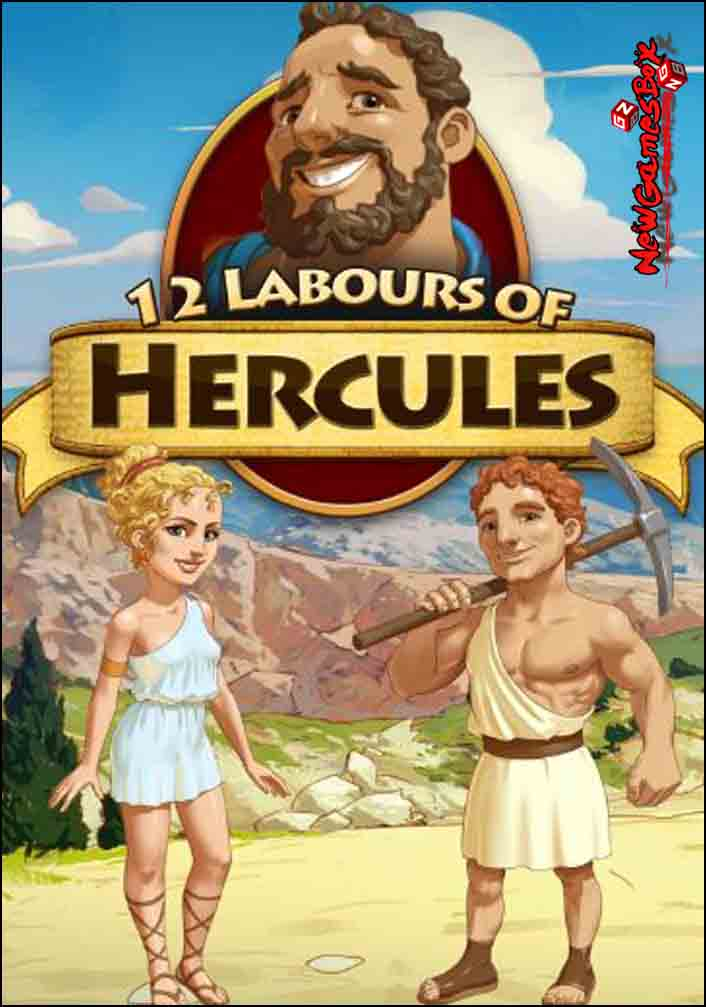 12 Labours of Hercules X Greed for Speed » Free Download ...