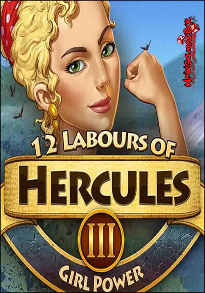 12 Labours Of Hercules III Girl Power Free Download Setup