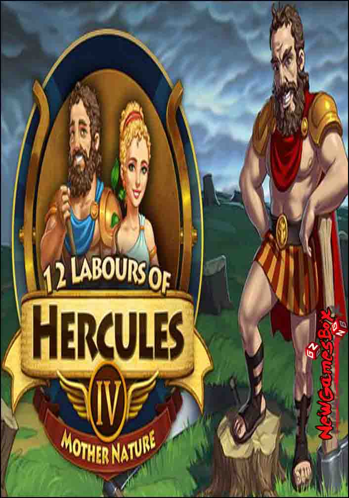 12 Labours Of Hercules IV Mother Nature Free Download