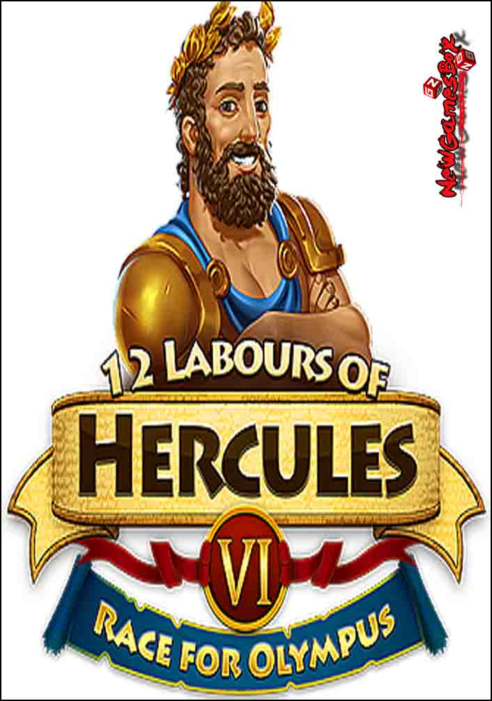 12 Labours Of Hercules VI Race For Olympus Free Download