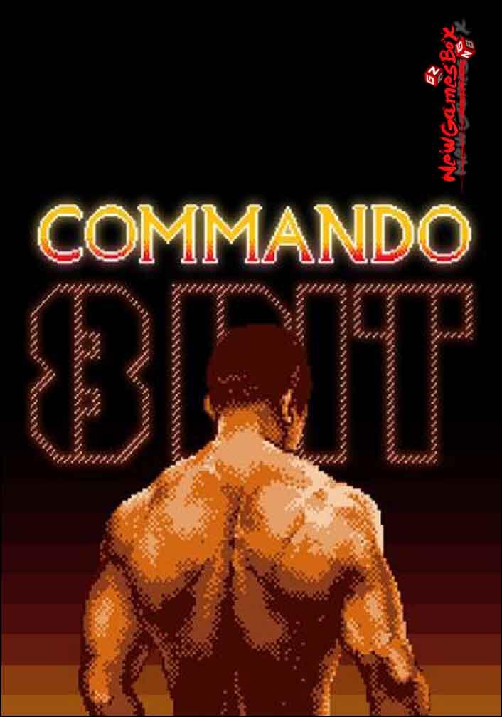 8-Bit Commando Free Download