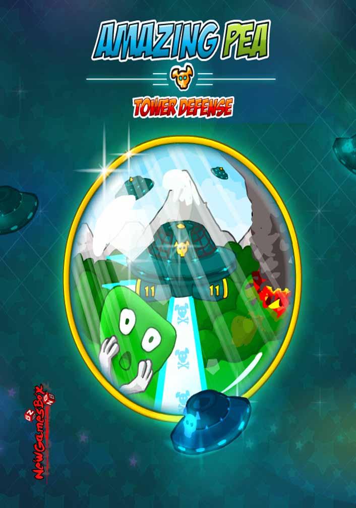 Amazing Pea TD Free Download