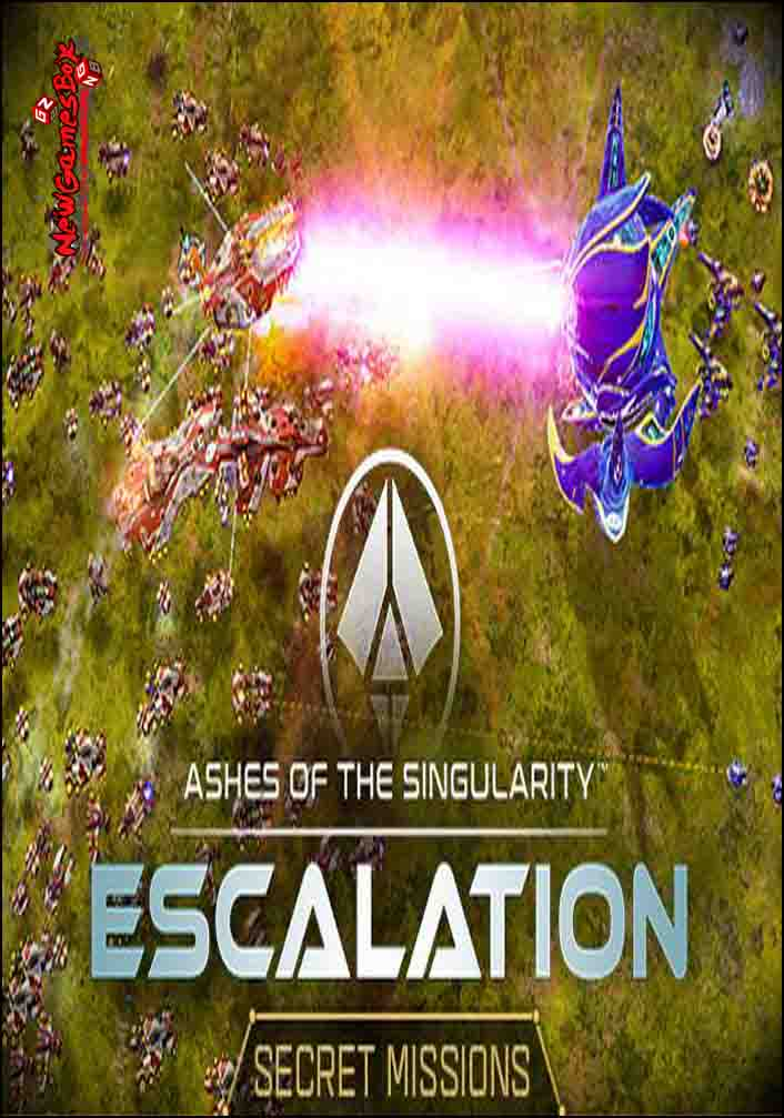 Ashes Of The Singularity Escalation Secret Missions Free Download