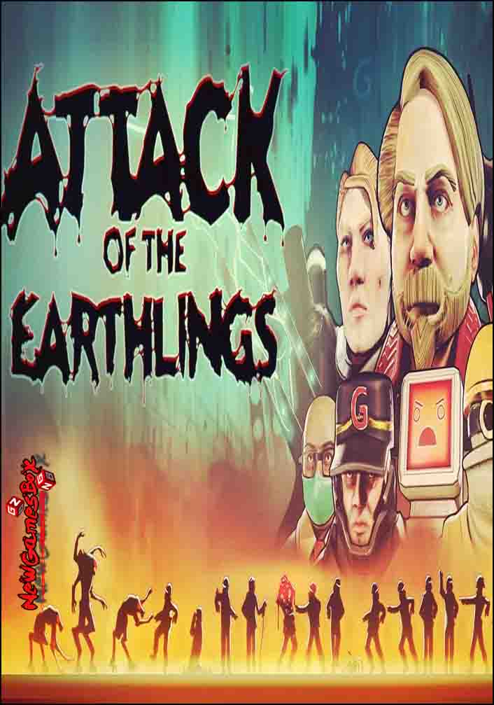Attack Of The Earthlings Free Download