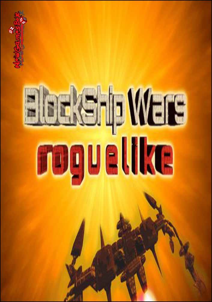 BlockShip Wars Roguelike Free Download