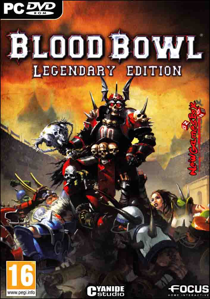 Blood Bowl Legendary Edition Free Download Pc Game Setup