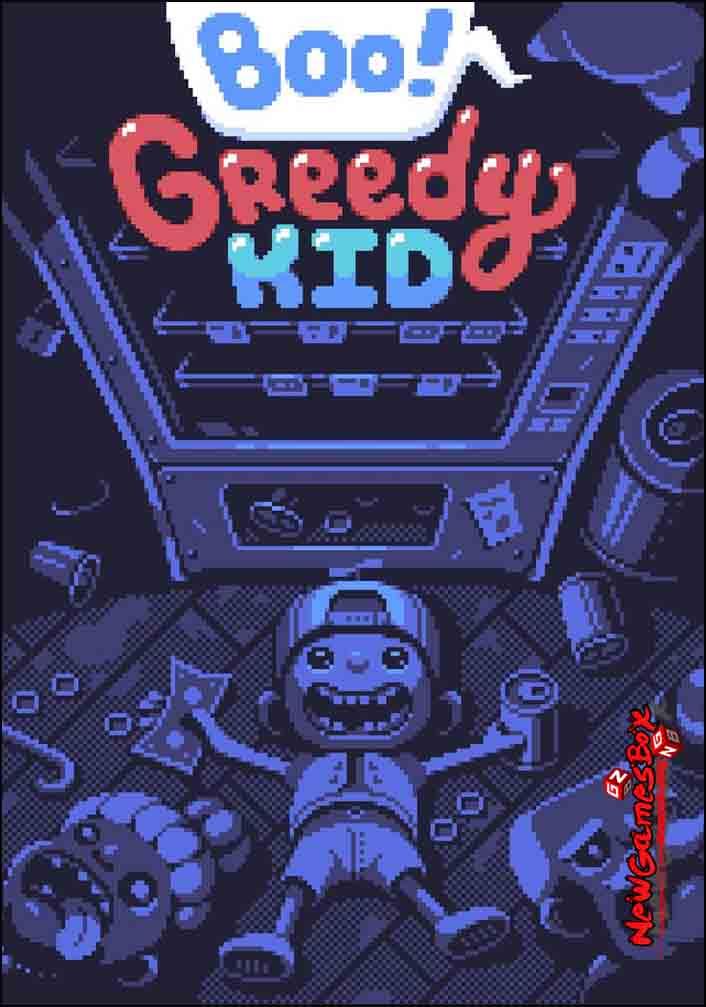 Boo Greedy Kid Free Download
