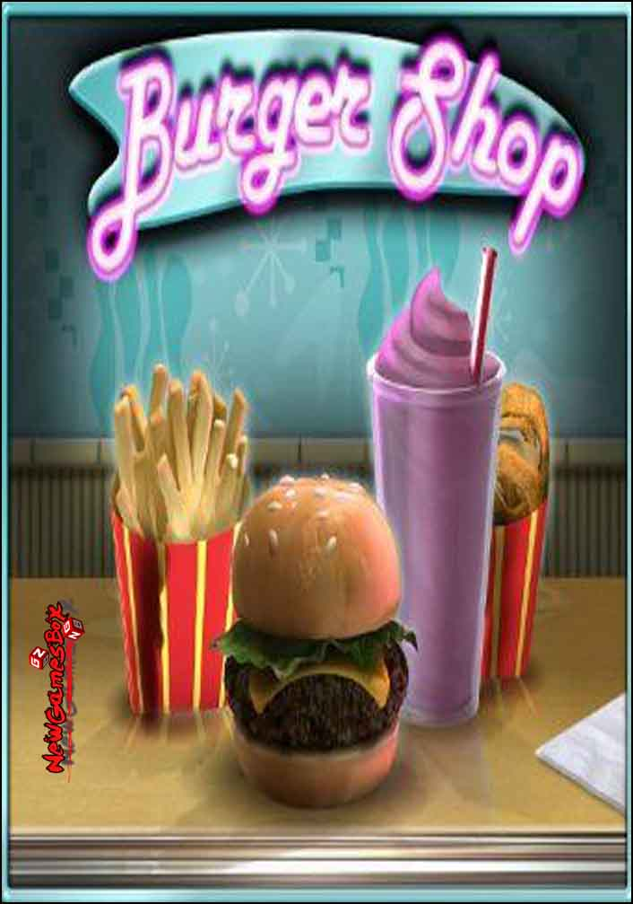 Burger Shop Free Download