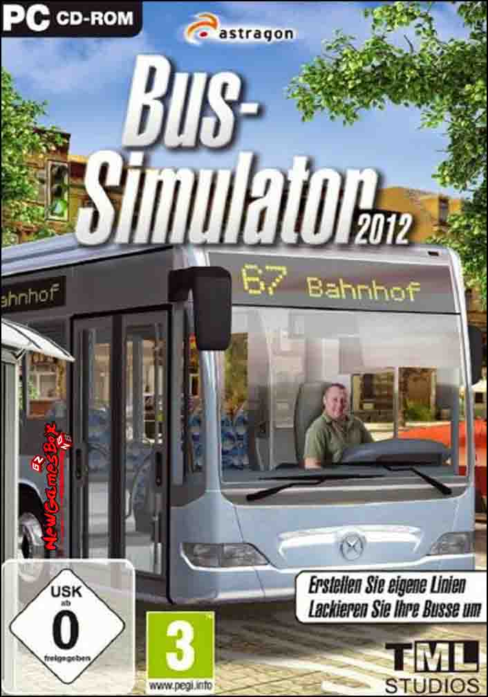 Bus Simulator Full Version