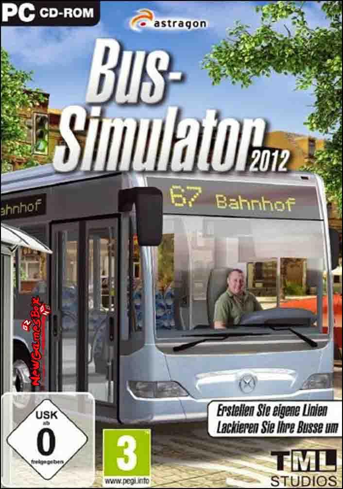 Bus-Simulator 2012 Free Download