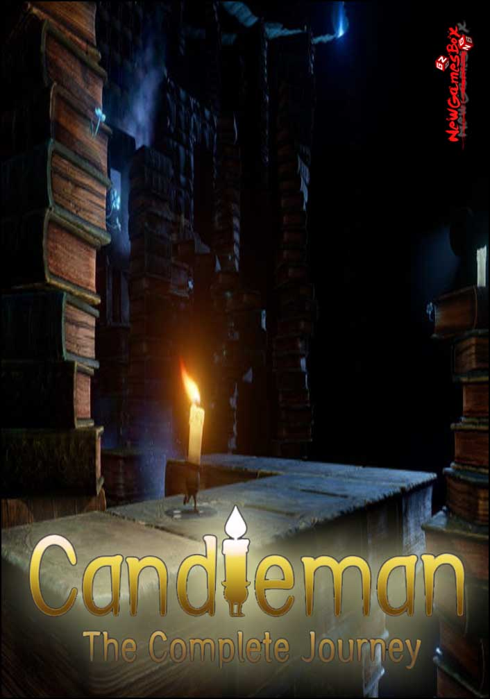 Candleman The Complete Journey Free Download PC Game Setup
