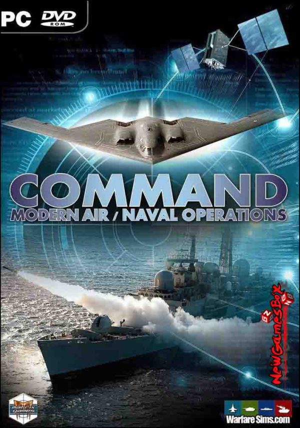 Command Modern Air Naval Operations Free Download