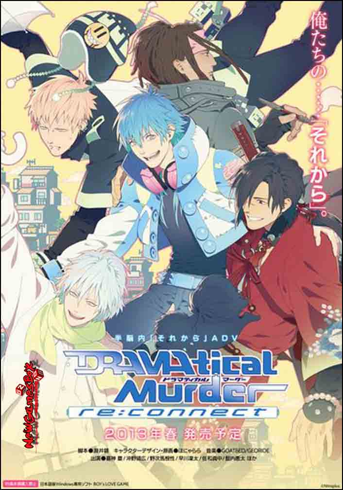 DRAMAtical Murder ReConnect Free Download