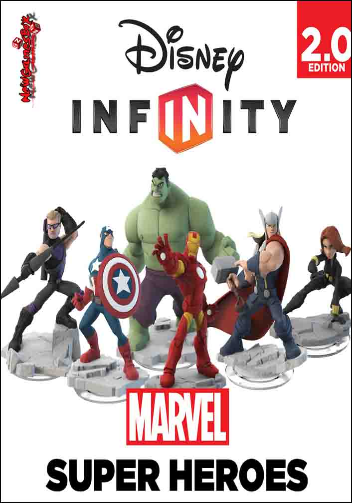 Disney Infinity Edition 2.0 Marvel Super Heroes Free Download