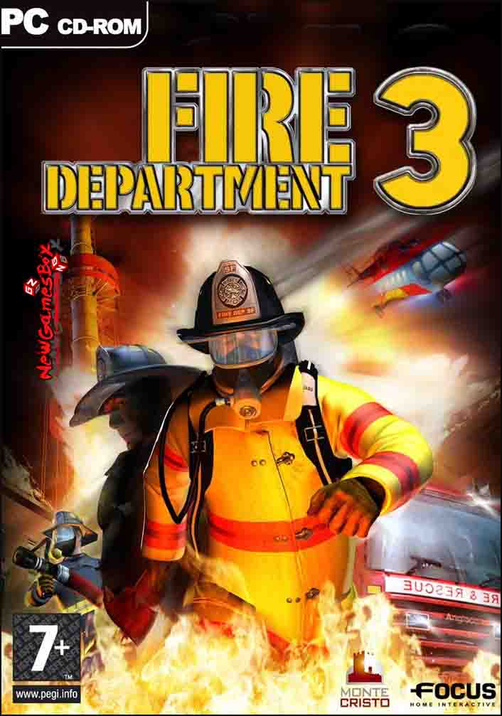 Net Direct Trucks >> Fire Department 3 Free Download Full Version PC Setup